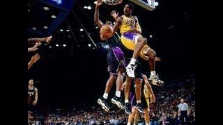 Kobe Bryant's Top 10 Plays of 1998-1999 NBA Season