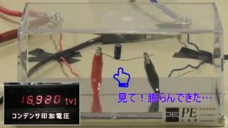 実験:電解コンデンサを逆につなぐと…どーなるの??――トラ技ジュニア2016年秋号「やってはいけない!アルミ電解コンデンサの使い方」