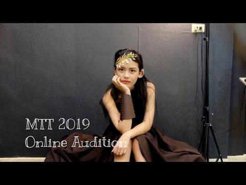 MTT 2019 Online Audition ทักษอร งามศิริ