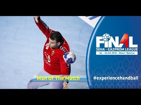 Final 4, 2019 | Man of the match: Dejan Milosavljev (Vardar vs Meshkov Brest)
