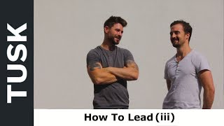How To Lead The Girl (iii): The Dating