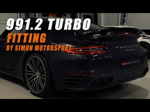 The iPE Exhaust for Porsche 991.2 Turbo