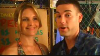Дрю Фуллер, Drew Fuller/Sally Pressman - Blooper