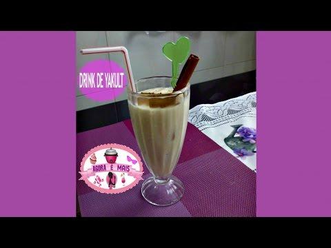 Video Como Fazer Drink de Yakult #12