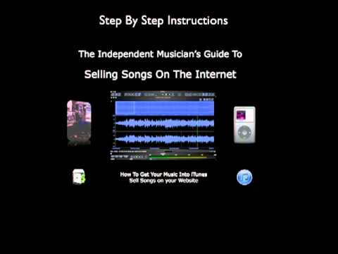 The Independent Musician's Guide To Selling Songs On The Internet
