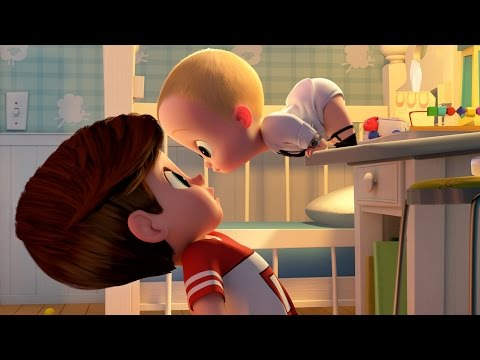 The Boss Baby Movie Clips - 2017 DreamWorks Animation | MTW
