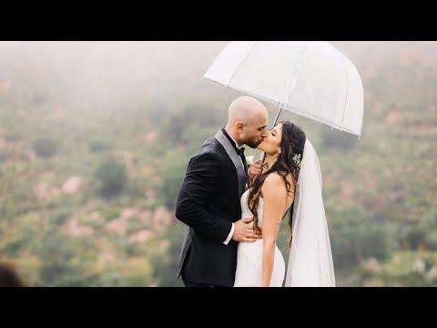 Bianca & Alex Wedding Film // Speechless Dan + Shay Speechless // Rainy Day Wedding Film