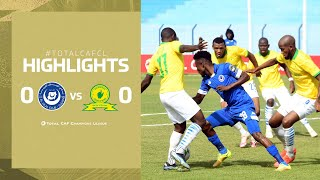 CAF CL   Al Hilal 0 – 0 Mamelodi Sundowns