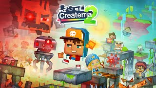 Createrria 2 craft (By Incuvo sp. z o.o.) iOS / Android Gameplay Video