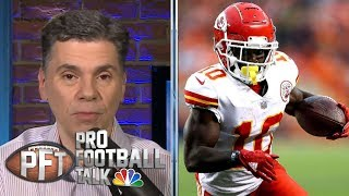Will NFL resolve Hill situation before camp? | Pro Football Talk | NBC Sports