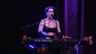 Dresden Dolls 2016 Modern Moonlight LIVE 8/24/16 BSP Kingston NY