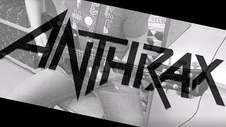 Anthrax - Packaged Rebellion - guitar cover