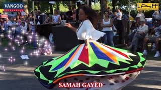 Samah Gayed  – OneDance @Lausanne Afro Fusion Festival, Agosto 2017