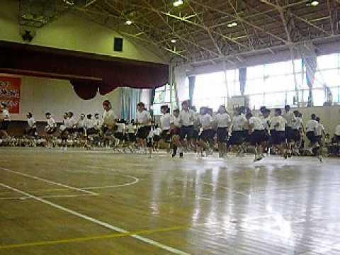 気仙沼市立条南中学校秋季大運動会