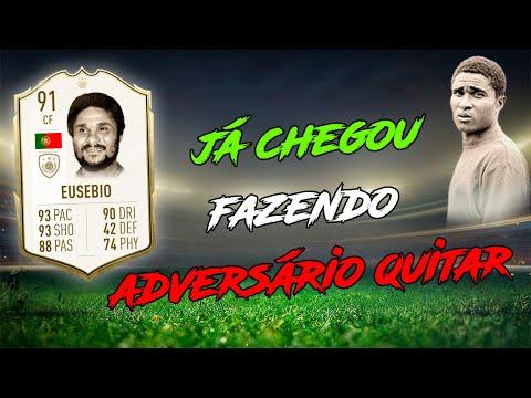 Eusébio chegou no nosso time! - FIFA 20