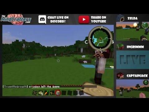 Let's Play - Tekkit Legends - Episode 10 - Pickaxes o Plenty