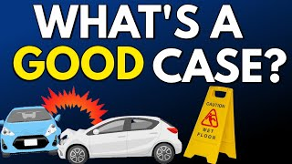 What Makes a Good Personal Injury Case? (With Real Settlement Examples)