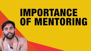 Vinay Singhal talks about the importance of mentoring and how it can
