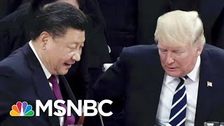Markets Open Sharply Lower After Recession Warning | Velshi & Ruhle | MSNBC
