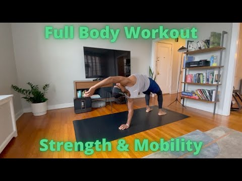 Workout video for Full Body Strength & Mobility - Body Weight