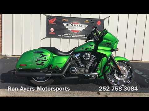 2015 Kawasaki Vulcan® 1700 Vaquero® ABS in Greenville, North Carolina