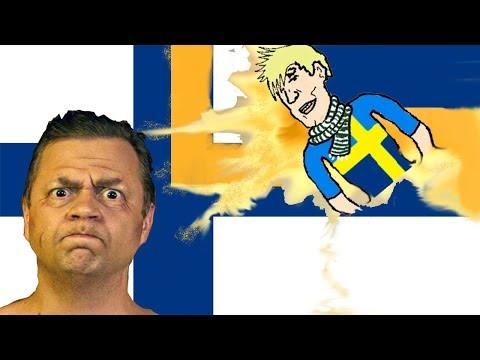 Mitä Ruotsi ensin, perässä tulee Suomi