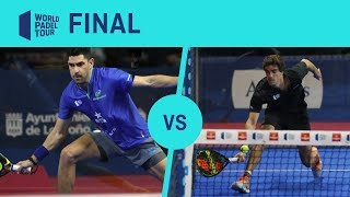 Resumen Final Masculina Sanyo/Maxi Vs Paquito/Lebrón Logroño Open 2019 | World Padel Tour