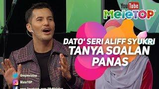 Dato' Seri Aliff Syukri tanya soalan panas kat Neelofa   Oh Abang Kosmetik Terlajak Laris I MeleTOP