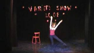 Zazie Larsen (Solo de danse)