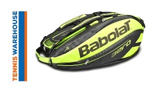 Babolat Pure Aero Racket Holder x 12 video
