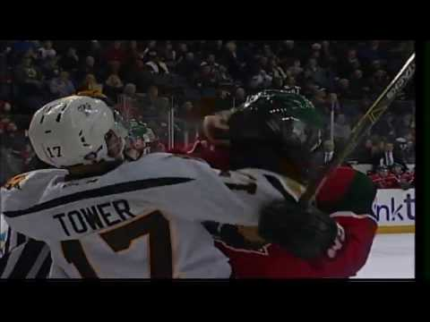 Cody Donaghey vs. Colby Tower