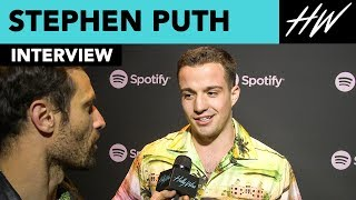 "Stephen Puth Explains His ""Sexual Vibe"" in the Studio!! 