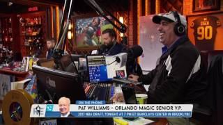 Orlando Magic VP Pat Williams Says He Hasn