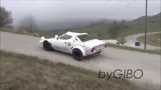 Test Lancia Stratos - Erik Comas [HD]