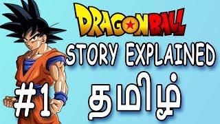 Dragon Ball - Story Explained #1 - Goku