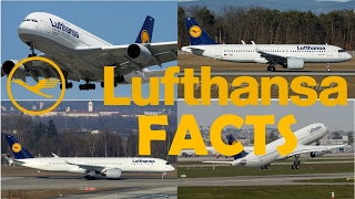 Facts About Lufthansa Airlines!