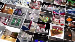 Exhibition Stand Design - Global Event Management