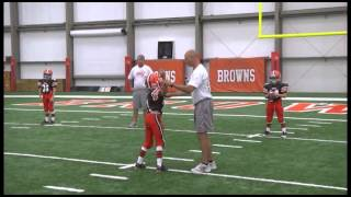 Coaching Youth Football: Quarterback Drills 2
