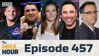 The MMA Hour: Episode 457 (w/ De La Hoya, Tate, Skelly, Martinez, Ranallo )