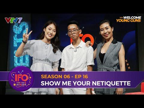 IFOSS6E16  Show me your netiquette - Ứng xử trên mạng và những điều cần biết từ Phoebe Trần