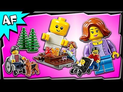 Vidéo LEGO City 60134 : Le parc de loisirs - Ensemble de figurines