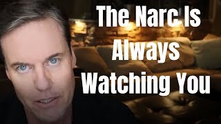 The Narcissist Is Always Watching You After No Contact. (Narcissists & Toxic Relationships)