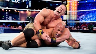The Rock and John Cena's unforgettable history: WWE Playlist