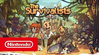 Nintendo The Survivalists - Tráiler de presentación  anuncio
