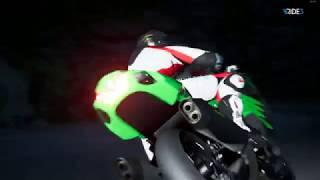 Ride3 : ZZR 1400 จรวดทางเรียบ555+