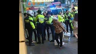 古惑仔辱警 西九交通部哂馬 維護警隊尊嚴