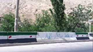 preview picture of video 'من رحلتي الى بسيمة المستقلة بريف دمشق 29/5/2012'
