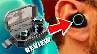 JOMARTO TWS Kopfhörer mit 160 Stunden !! Wiedergabezeit & 3000 mAh Akku Case - REVIEW