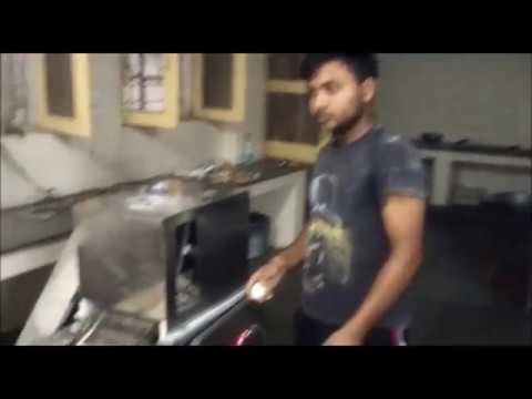 Semi Automatic Chapati (Roti-Phulka) Making Machine - Capacity 800/Hr.