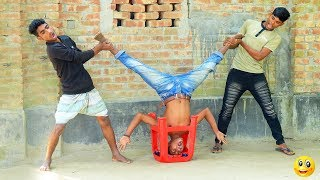 Indian New funny Video😄-😅Hindi Comedy Videos 2019-Episode-32--Indian Fun || Bindas Duniya